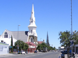 Kirche in Beaufort West