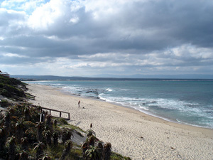 Strand in Jeffreys Bay