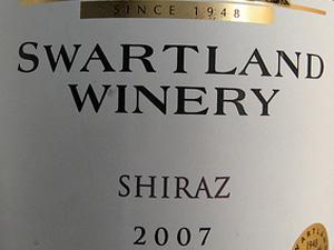Swartland Wein